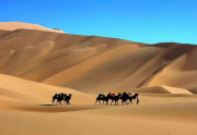 希拉穆仁草原、敕勒川草原、响沙湾沙漠、哈素海双飞五天游
